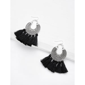 Nara Tassel Earrings