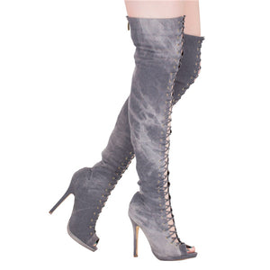 Emi Knee High Boot