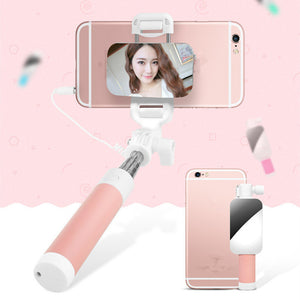 Selfie Stick With Mirror