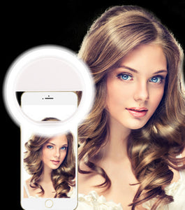 LED Photography Selfie Ring light