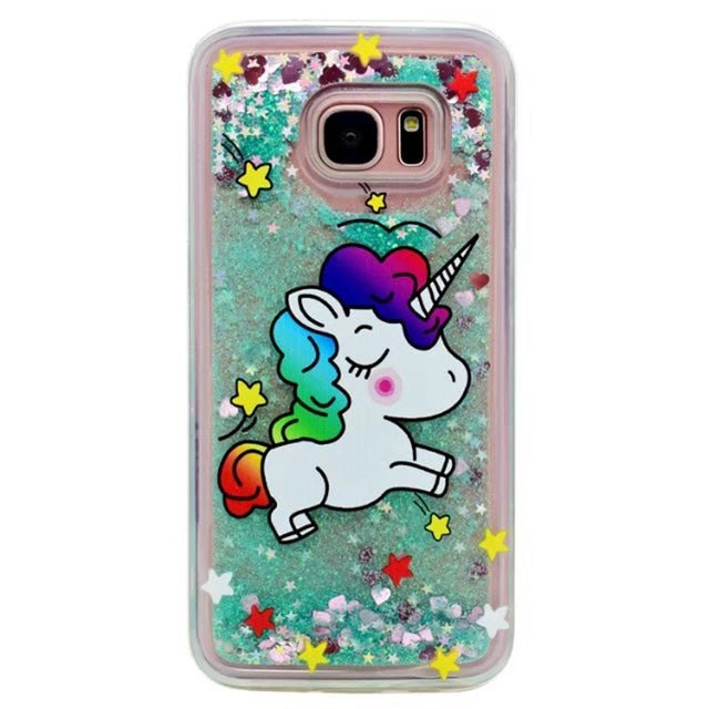 Samsung Unicorn Silicone Cover