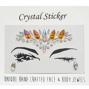 Adhesive Face Jewels