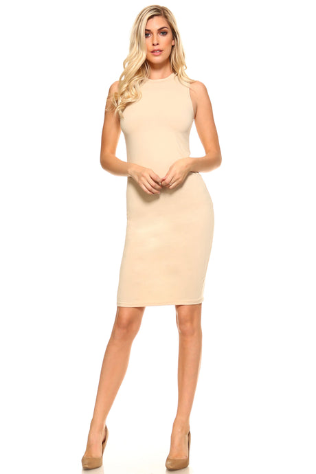 Mossie Sleeveless Dress