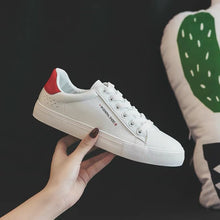 M.GENERAL Women Casual Shoes 2018 Summer New Female Leather Shoes Mixed Color Fashion Sneakers Zapatillas Deportivas Mujer 35-40