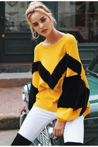 Sunflower Sweater