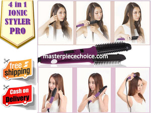 IONIC STYLER PRO ( 4 in 1 )