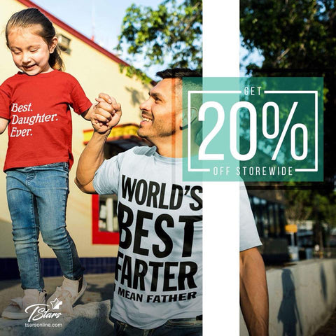 best daughter and father shirt