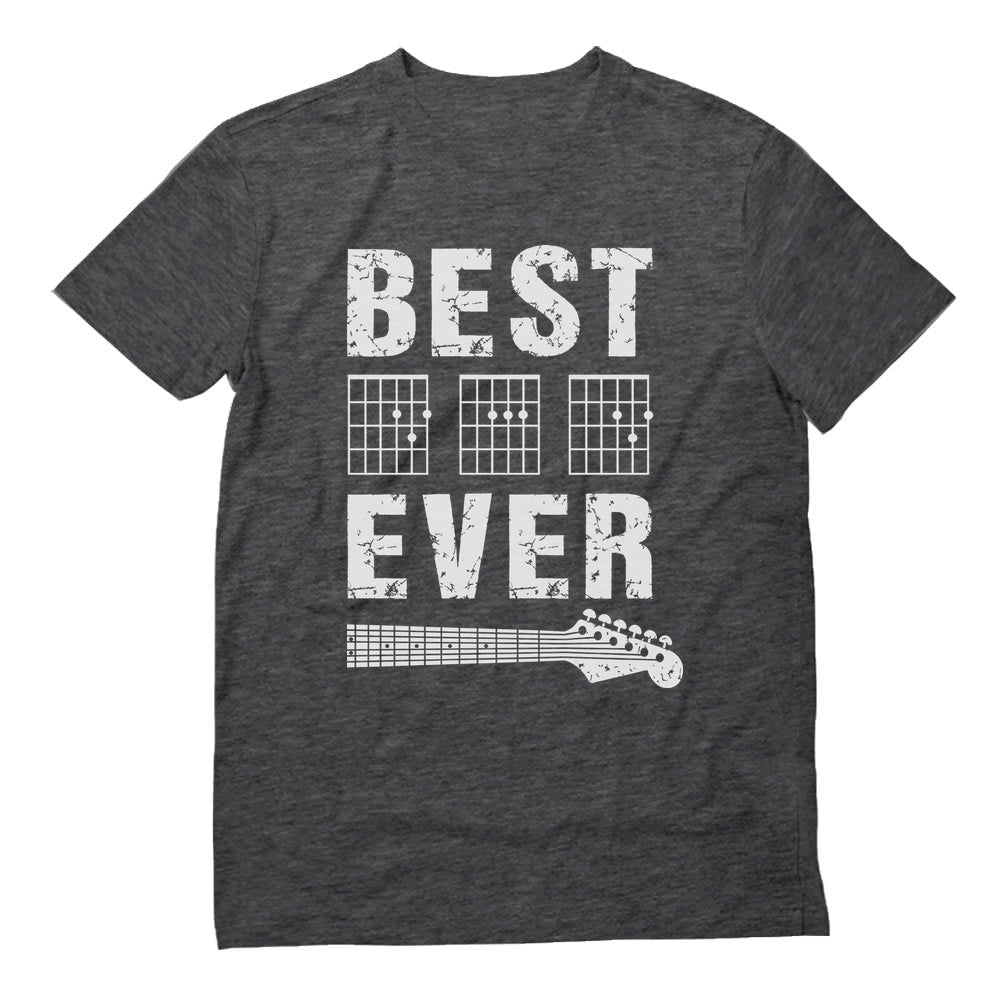 Guitarist Father Best Dad Ever Chord Gifts T-Shirt