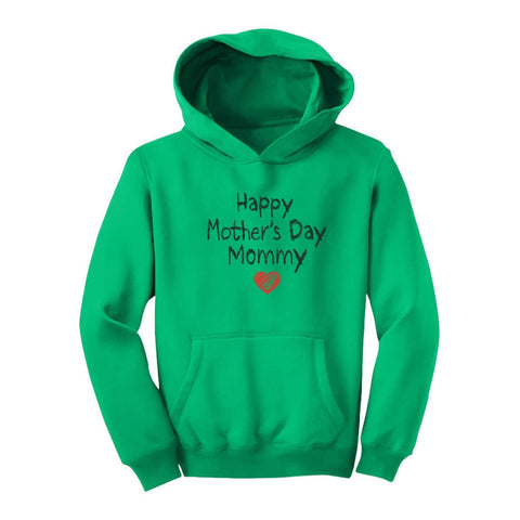 Tstars tshirts Happy Mother's Day Mommy Youth Hoodie