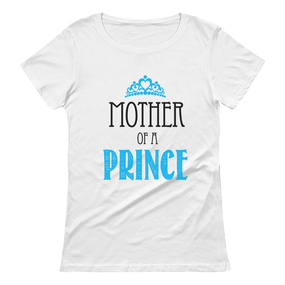 Mother of a Prince Women T-Shirt