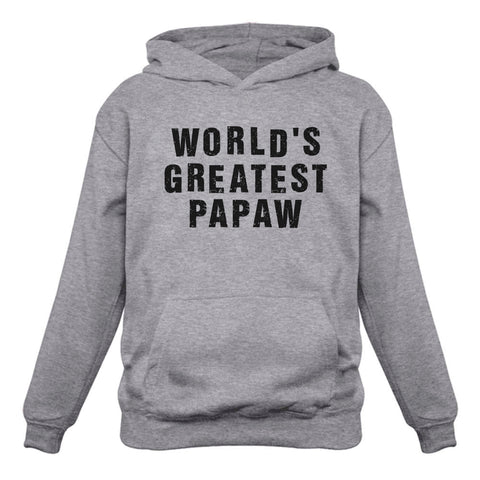 Tstars tshirts World's Greatest PAPAW Hoodie