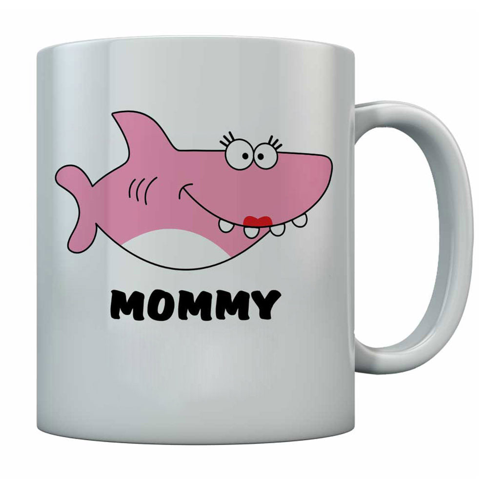 Mommy Shark Doo Doo Mother Coffee Mug Mug
