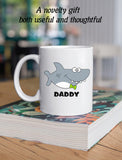 Shark Coffee Mug for Dad