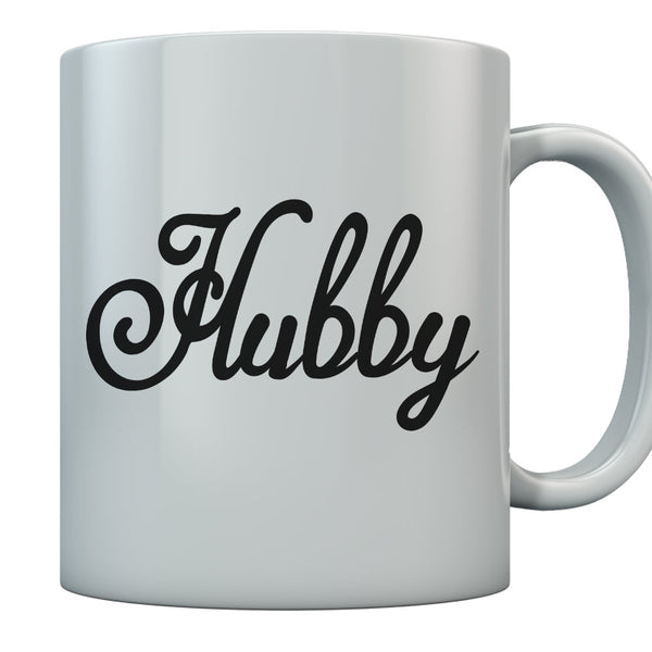 Tstars tshirts Hubby Gift For Husband / Father Mug