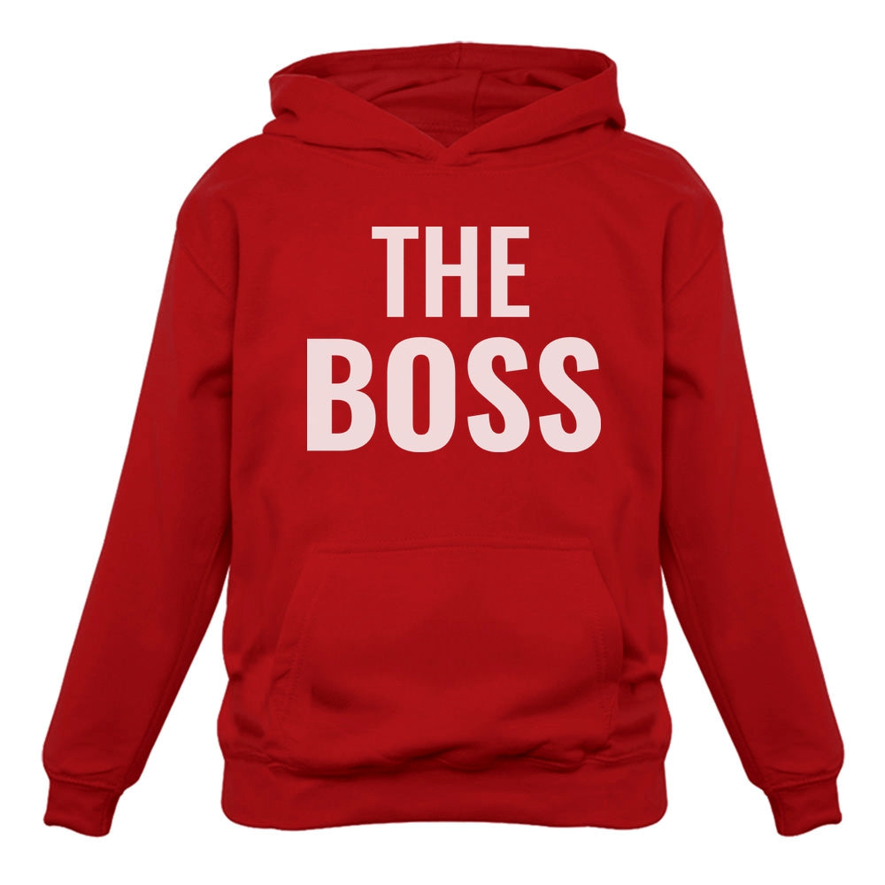 The Boss Birthday / Valentine's Day Gift for Men Hoodie