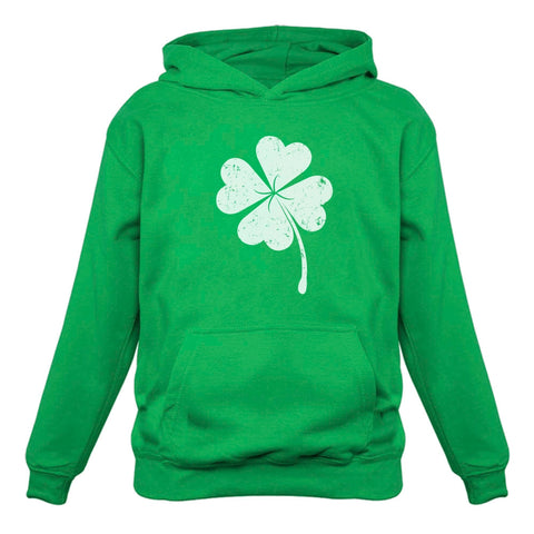 Tstars tshirts St. Patricks Day Lucky Charm Clover Hoodie