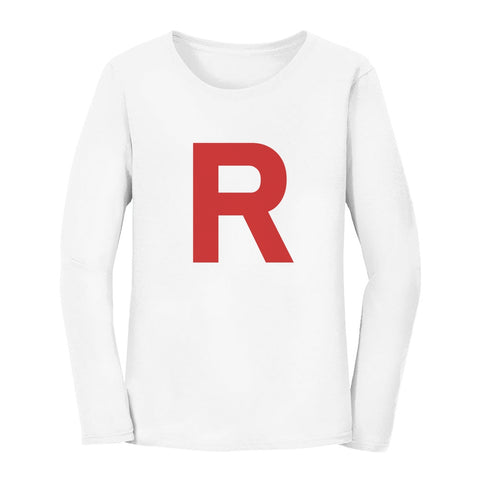 Tstars tshirts Rocket - Anime Inspired Women Long Sleeve T-Shirt