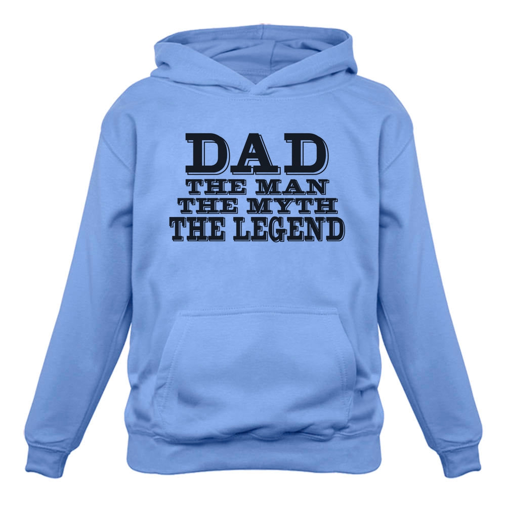 Dad The Legend Best Fathers Day Gift For Legendary Dads Hoodie