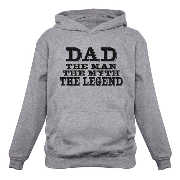 Tstars tshirts Dad The Legend Best Fathers Day Gift For Legendary Dads Hoodie