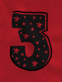 3 Kids Birthday - Superstar 3 Years Old Cute Gift Idea Youth Kids T-Shirt
