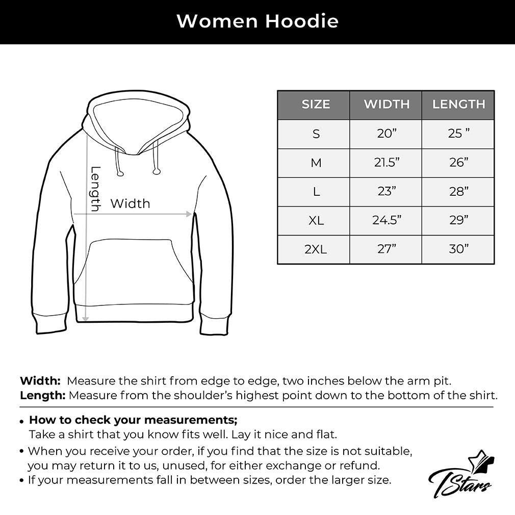 Love Volleyball - Gift Idea for Volleyball Fans Women Hoodie
