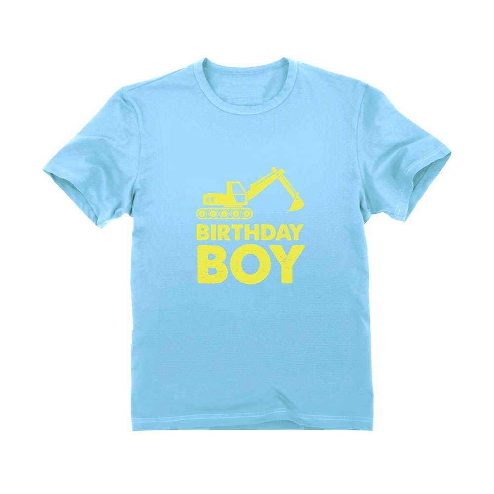 Birthday Boy Youth Kids T-Shirt