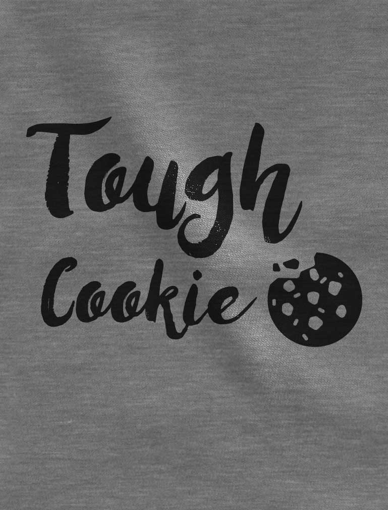 Tough Mama Tough Cookie Mother & Son / Daughter Matching Set Mom & Child Shirts