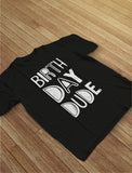 Birthday Dude Toddler Kids T-Shirt