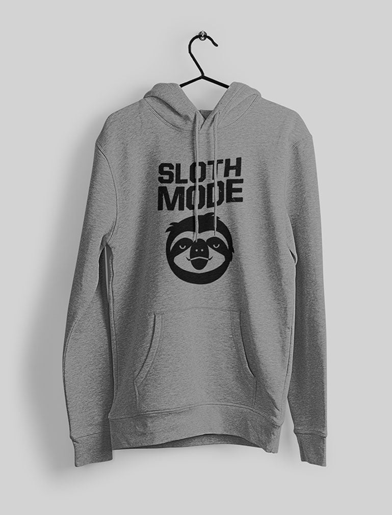 Sloth Mode Funny Lazy Women Hoodie