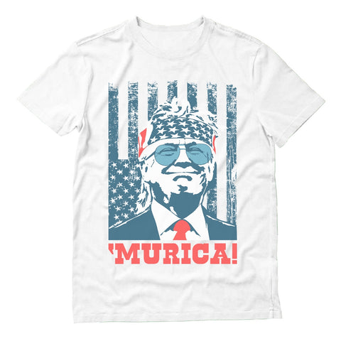 Tstars tshirts Donald Trump Murica USA T-Shirt