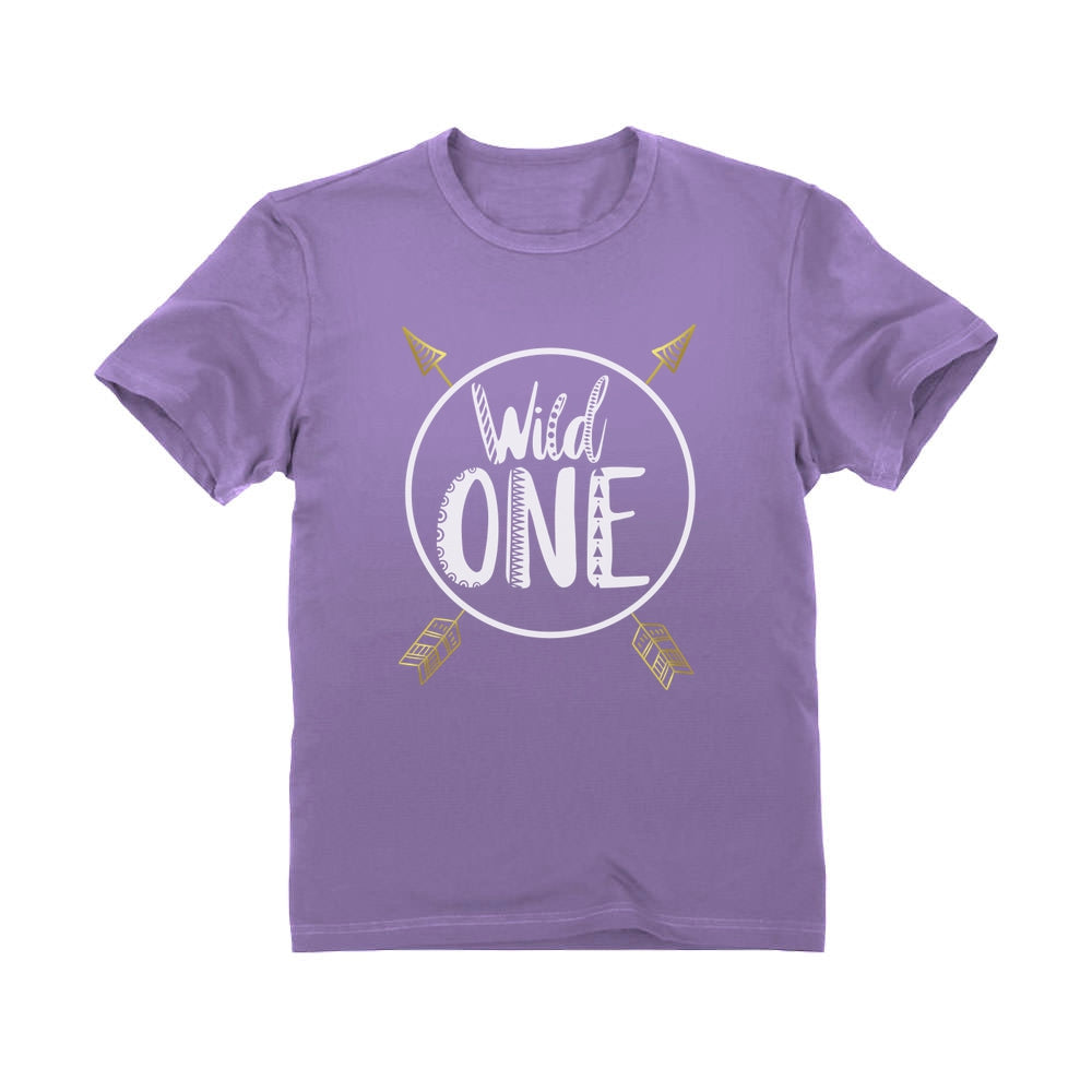 Wild One Infant Kids T-Shirt
