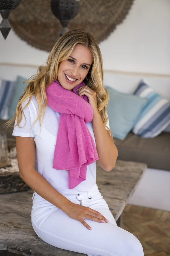 Candy Cashmere Topper