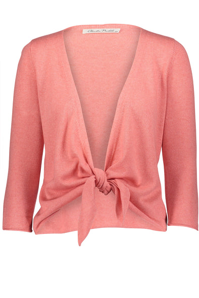 Cashmere and Silk Ballerina Cardigan