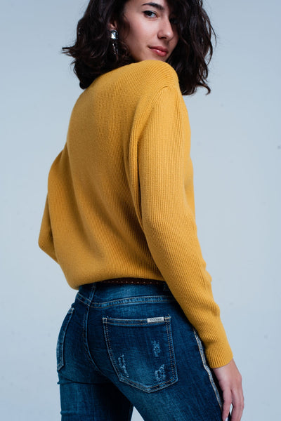 Maya Textured Sweater