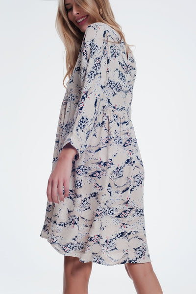 Feeling Floral dress - myboho.com.au