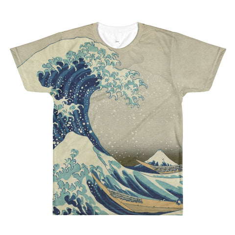 Wave of Hokusai