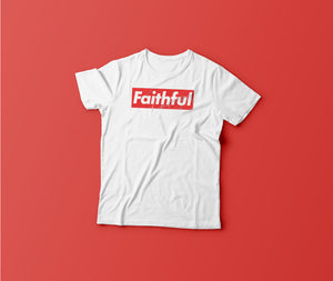 Super Faithful Tee