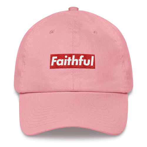 Faithful Dad Hat