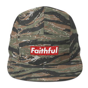 Five Panel Super Faithful Camper