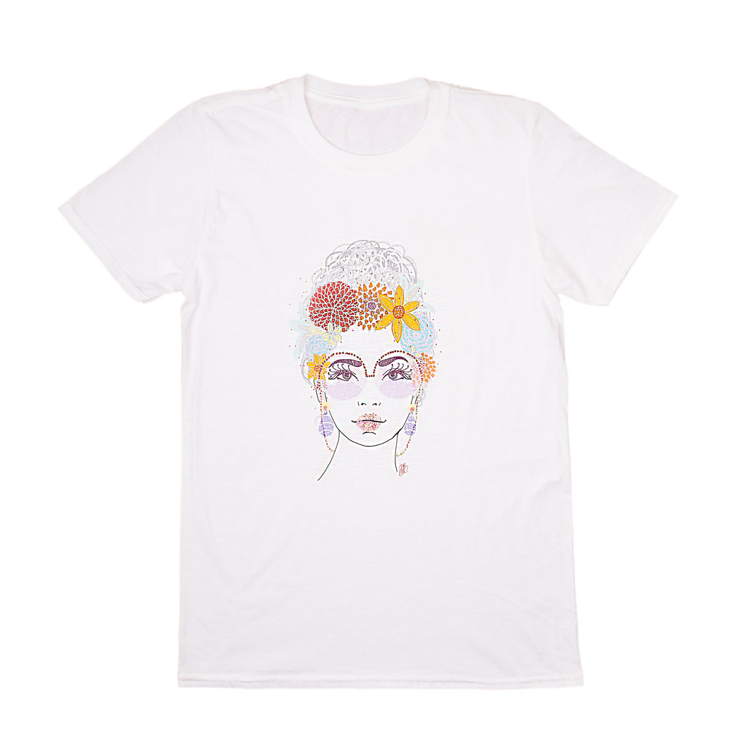 'Retirement Chic' Cheeky Tee