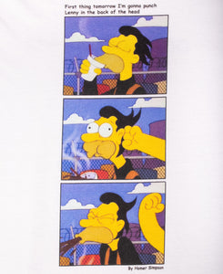 'Get To The Punch Lenny' Cheeky Tee