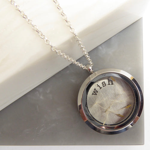 Dandy Rocks Locket Full Of Wishes