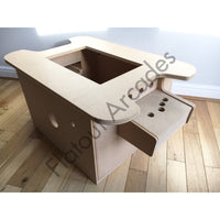 "19"" Arcade Coffee Table Flatpack Kit - Flatout Arcades"