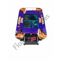 Space Invaders Edition Arcade Coffee Table - Flatout Arcades