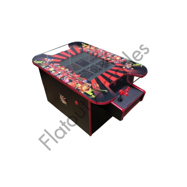 Multicade  Arcade Coffee Table 60 - Flatout Arcades