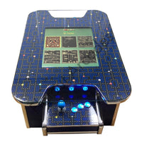 Pac Man Edition Coffee Table - Flatout Arcades