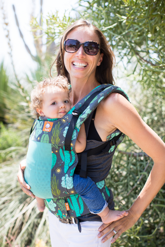 Coast Cacti - Tula Toddler Carrier