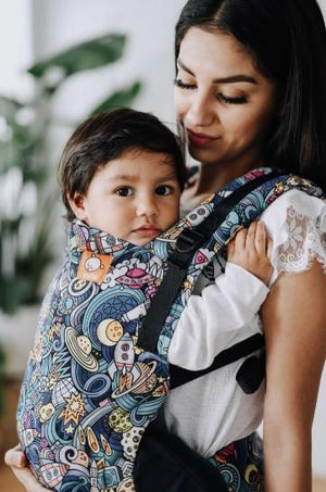 Space Rider - Tula Free-to-Grow Baby Carrier