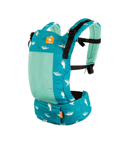 Coast Baby Shark - Tula Free-to-Grow Baby Carrier