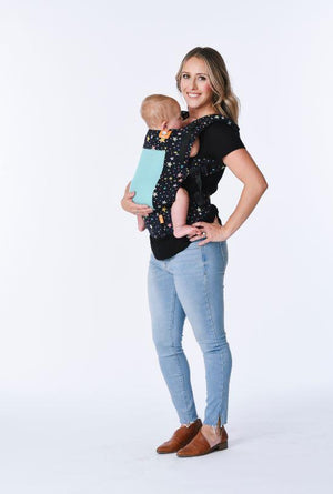 Coast Rainbow Stars - Tula Baby Carrier